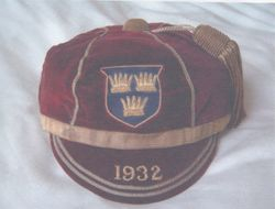 Munster Rugby Cap 1932