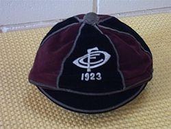 1923 Otago RFC New Zealand Rugby Cap