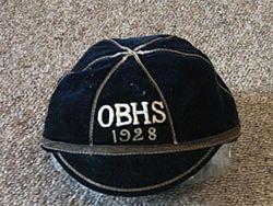 1928 Otago Boys High School Cap NZ New Zealand Rugby Cap