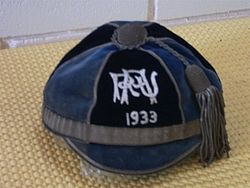 1933 Old Ponsonby Club Cap New Zealand Rugby Cap