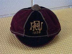 1938 Otahuhu Club Cap New Zealand Rugby Cap