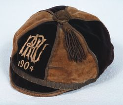 Auckland Rugby Union Cap 1904