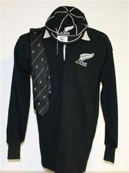Jack Hobbs New Zealand Rugby Cap