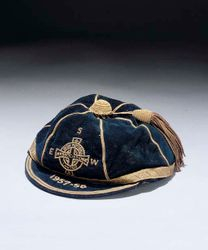 Northern Ireland Football Cap v England, Scotland & Wales 1957-58