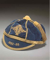 Northern Ireland International Football Cap 1952-53