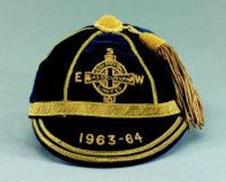 Northern Ireland International Football Cap 1963-64