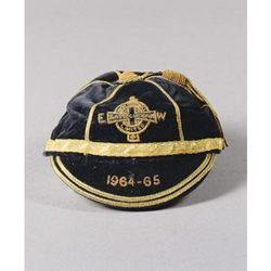 Northern Ireland International Football Cap 1964-65