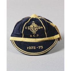 Northern Ireland International Football Cap 1972-73