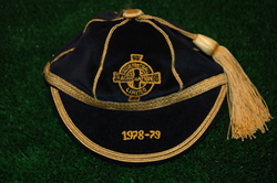 Northern Ireland Football Cap 1978-79