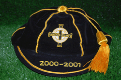 Kevin Horlock Northern Ireland Football Cap 2000-2001