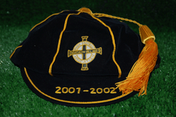 Kevin Horlock Northern Ireland Football Cap 2001-2002