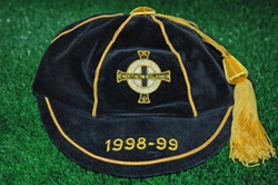 Kevin Horlock Northern Ireland Football Cap 1998-99