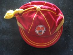 Allan Bateman's Great Britain Rugby League cap