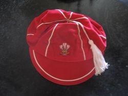 Allan Bateman's Wales Rugby League Cap