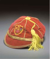 Great Britain Rugby League cap 1958