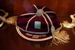 1995 Rugby World Cup Cap
