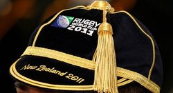 2011 Rugby World Cup Cap