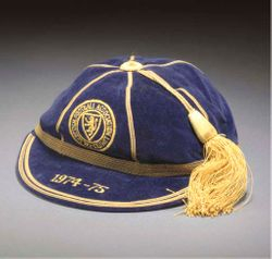 Scotland International Football Cap 1974-75