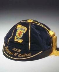 Scotland Football Cap v Holland 1996 (Euro 96)