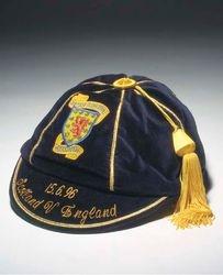 Scotland Football Cap v England 1996 (Euro 96)