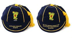 Scotland Women's International Football Caps 2006