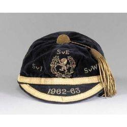 Scotland Football Cap v Ireland, England & Wales 1962-63