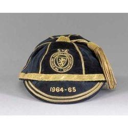 Scotland Football Cap v England 1964-65