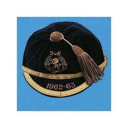Scotland Football Cap v England 1962-63