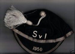 Scotland Football Cap v Ireland 1950
