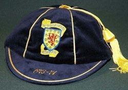 Scotland International Football Cap 1973-74
