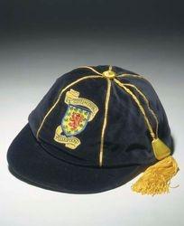 Stewart McKimmie's Scotland Football Cap 1989-90