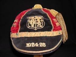 Stewart's College FP Rugby Cap 1924-25