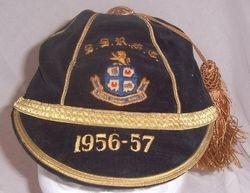 S.S.R.F.C. Rugby Cap 1956-57