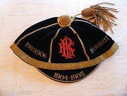 Unknown Scottish Club Cap