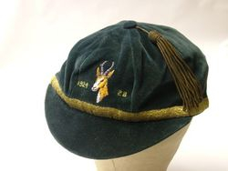 South African Springboks Rugby Cap 1924