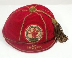 Welsh Schools International Football Cap