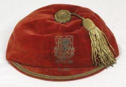 Welsh Youth Football Cap 1951-52 season