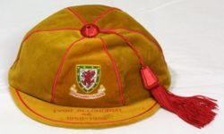 Ivor Allchurch's FAW Wales Golden Cap (68 caps) 1950-1966