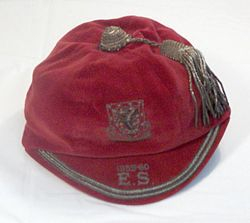 Tony Pickrell's Welsh Youth Football Cap 1959-60