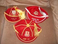 Welsh International Football Caps 1986-87, U21 1974-75, U21 1994-95