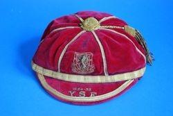 Wales International Football Cap v Yugoslavia, Scotland & England 1954-55