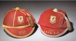Leighton James' Wales U21 & U23 Wales International Football Caps 1970-73