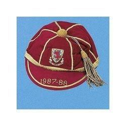 Clayton Blackmore's Wales International Football Cap 1987-88 season