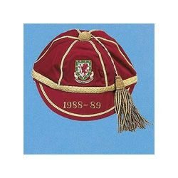 Clayton Blackmore's Wales International Football Cap 1988-89 season