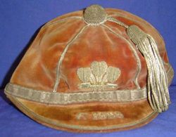 Welsh Youth International Rugby Cap 1928
