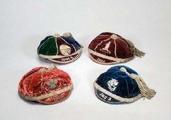 Fred Jowett's Wales International Rugby Cap 1903