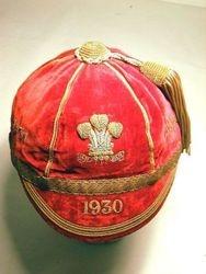 Wales International Cap 1930