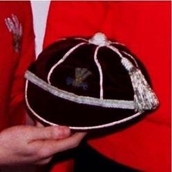 Gareth Williams' Wales International Rugby Cap 1980