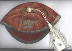 Wales Rugby League Cap 1950