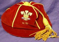 Neil Jenkins' Wales U19 Rugby Cap